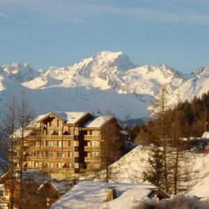 Mont Blanc from Vallandry